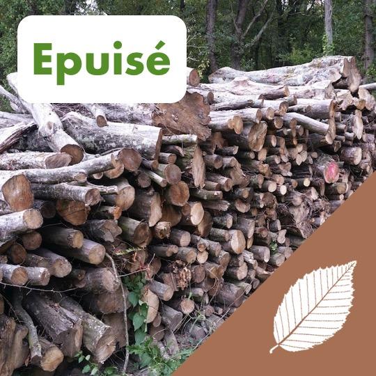 Alliance Bois de Chauffage - Charme - pile - Logo - Epuisé
